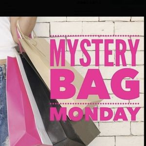 COMING SOON NEW MYSTERY MONDAY BAGS
